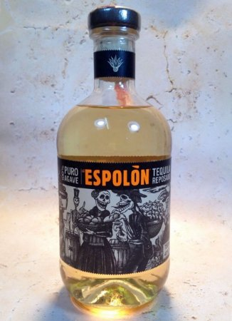 Tequila El Espolon Ouro Reposado 750ml