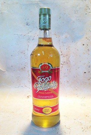 Licor Dubar Fogo Paulista 960 ml