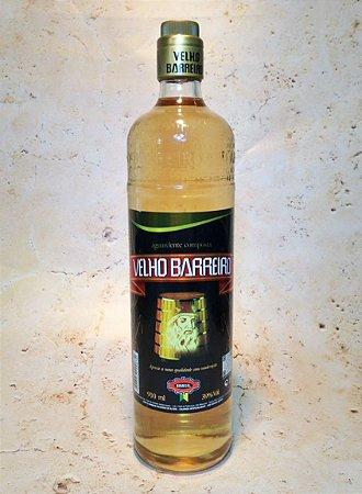 Cachaça Velho Barreiro Gold 910 ml