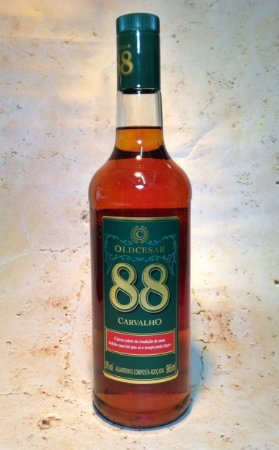 Cachaça 88 Old Cesar 965ml