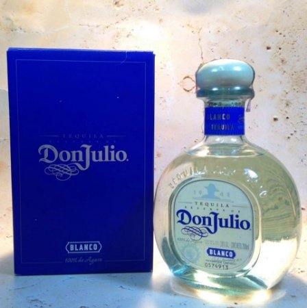 Tequila Don Julio Blanco 750ml