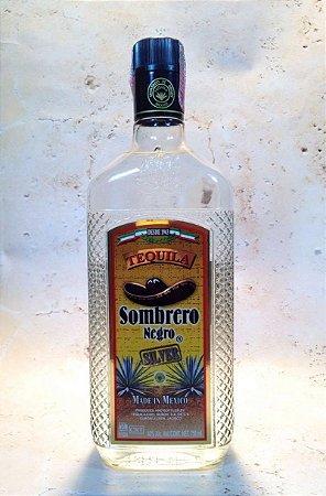Tequila Sombrero Negro Silver 700ml