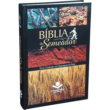 Bíblia do Semeador - Capa dura ilustrada