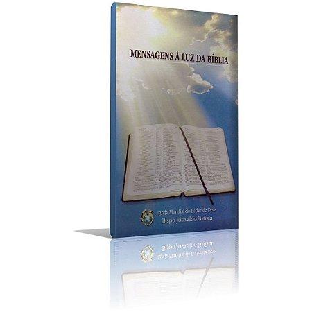 Livro - Mensagens À Luz da Bíblia Volume 1