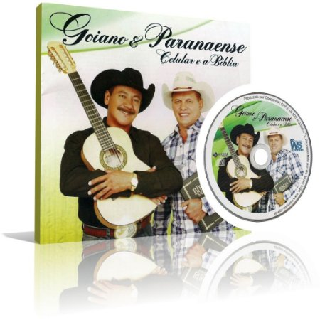 CD - Goiano & Paranaense - O Celular e a Bíblia