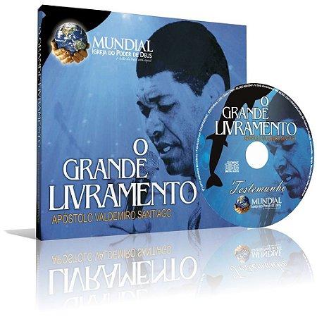 CD - AP. Valdemiro Santiago - O Grande Livramento