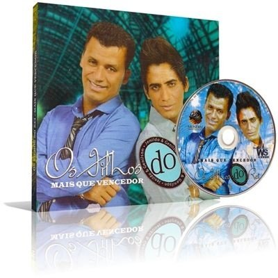 CD - Filhos do Rei - Mais que Vencedor