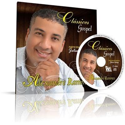 CD - Alexandre Rammos - Clássicos Gospel