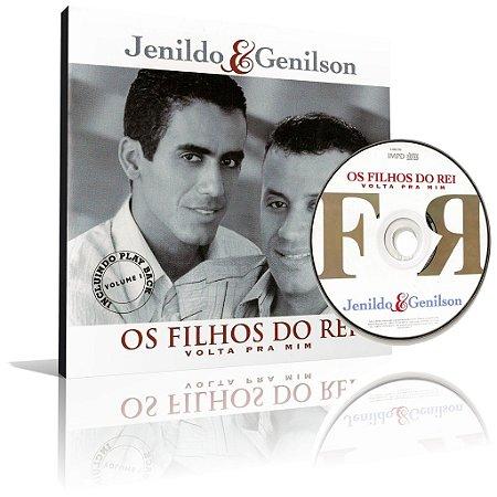 CD - Filhos do Rei - Volta pra mim