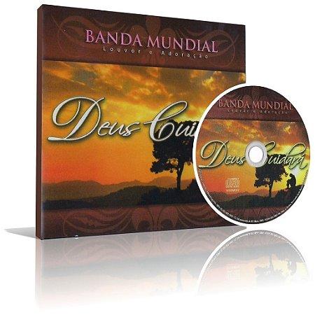 CD - Banda Mundial - Deus Cuidará