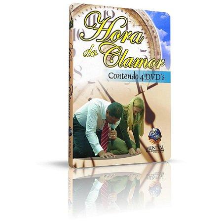DVD - Coletânea Hora do Clamor