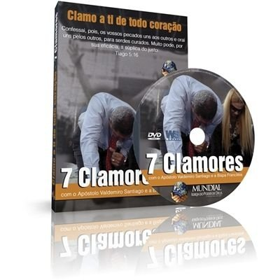 DVD - 7 Clamores
