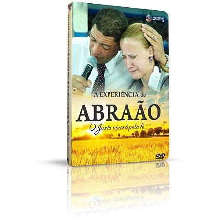 DVD - A Experiência de Abraão