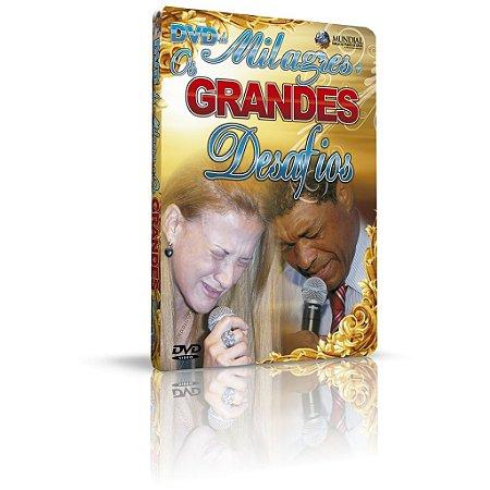 DVD - De Milagres e os Grandes Desafios