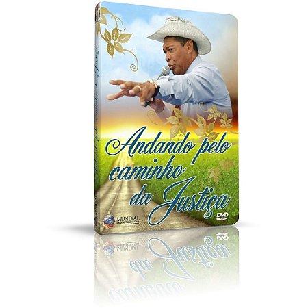DVD - Andando pelo caminho da Justiça