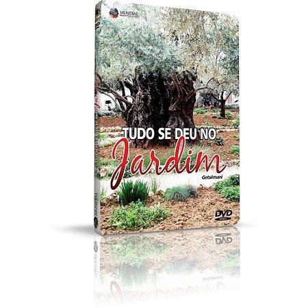 DVD - Tudo Se Deu no Jardim
