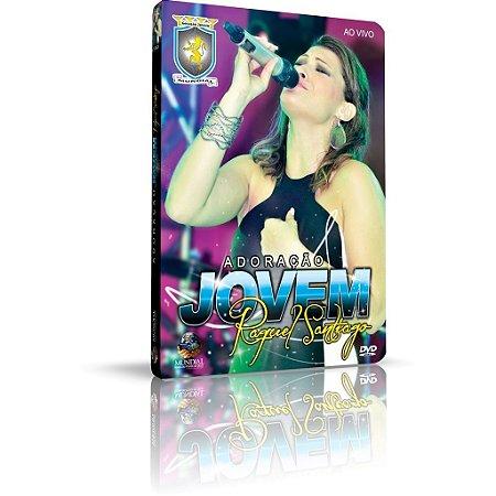 DVD - Raquel Santiago Adoração Jovem
