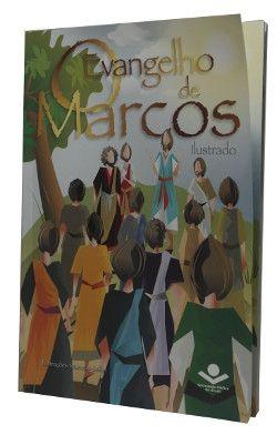 Livro - O Evangelho de Marcos Ilustrado