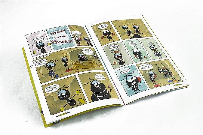 Revista em Quadrinhos Smilinguido e Sua Turma