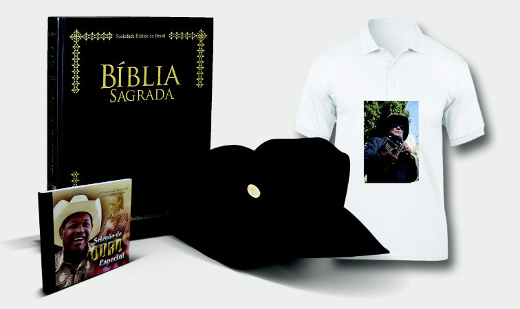 Kit Chapéu Apóstolo Valdemiro Santiago