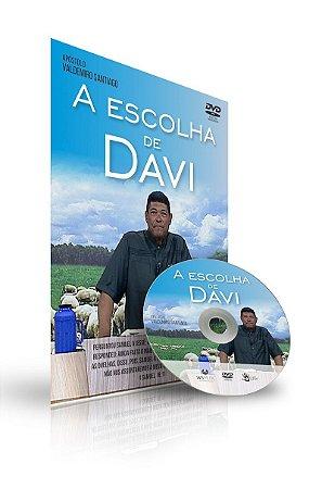 """DVD de mensagem - A Escolha de Davi """"Apóstolo Valdemiro Santiago''"""