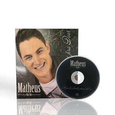 CD - Matheus Bacchi - Não há limites pra Deus