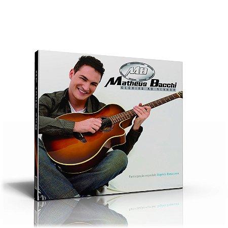CD MATHEUS BACCHI - GLORIAS AO SENHOR