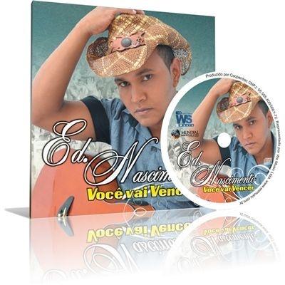 CD - Ed. Nascimento - Você Vai Vencer