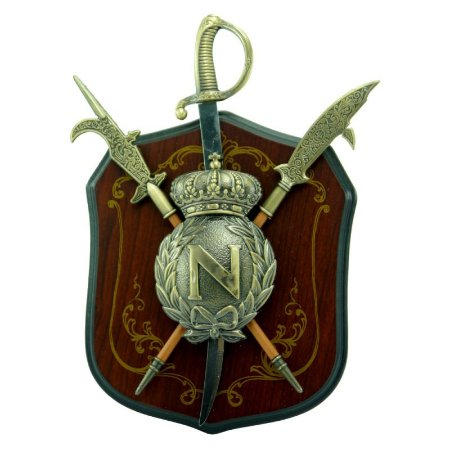 Brasão N (decorativo)