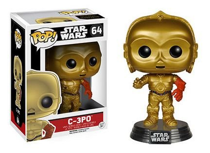 Funko Pop C-3PO - Star Wars