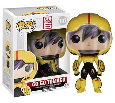 Funko Pop! Go Go Tamago - Big Hero 6