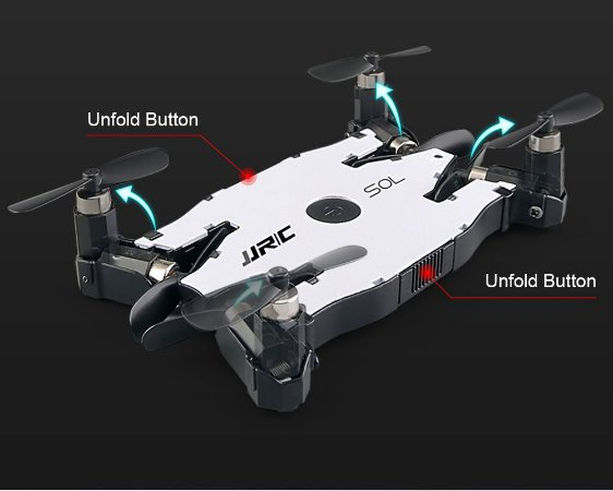 Mini Drone JJRC H49 HD 720 CAMERA