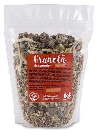 Granola Doce de Sementes e Frutas Secas (500g) *Produto Vegano*