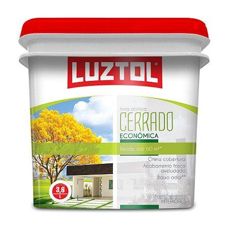 TINTA CERRADO FOSCO LUZTOL 3,6 L