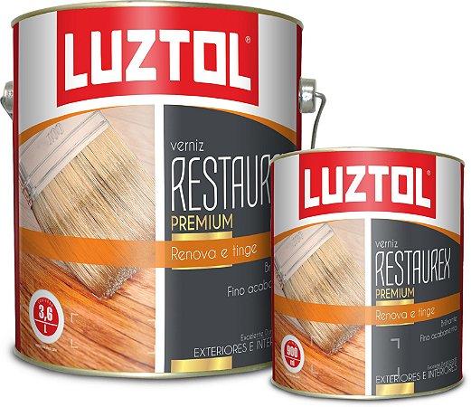 VERNIZ RESTAUREX  LUZTOL 900 ML / 3,6 L / 18 L