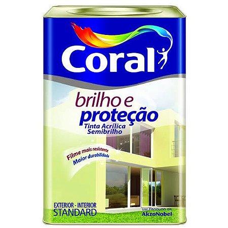 BRILHO E PROTEÇÃO CORAL