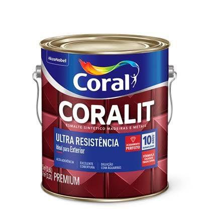 CORALIT ULTRA RESISTÊNCIA CORAL