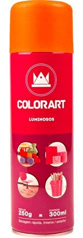 SPRAY LUMINOSO COLORART