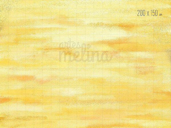 Chão Areia Amarela