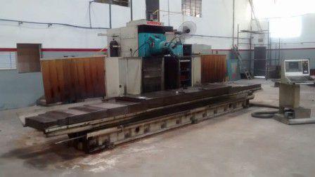 Fresadora CNC Usada ANAYAK