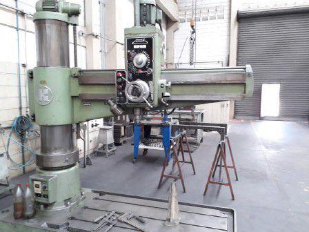 Furadeira radial usada KONE KR-60
