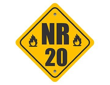 Curso Integração (4hs) NR-20 Combustíveis e Inflamáveis