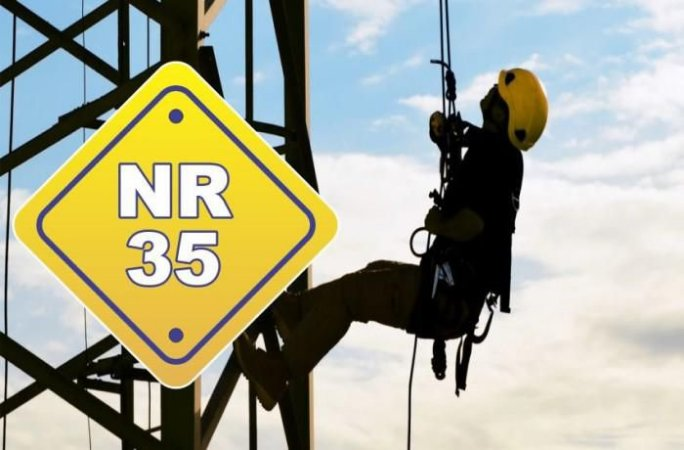 Curso NR-35 (Reciclagem 8hs)