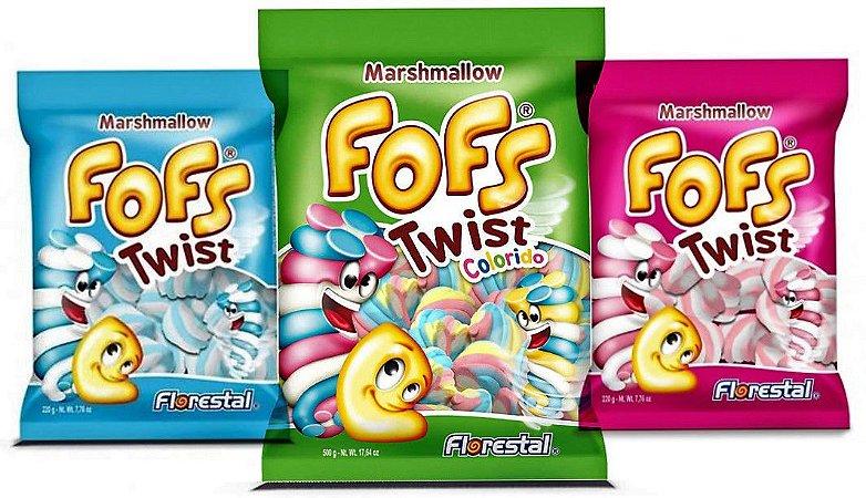 MARSHMALLOW FOFS TWIST - FLORESTAL - 220g