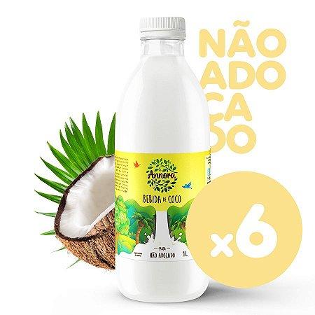 Coco Não Adoçada 1L (Cx c/ 6)