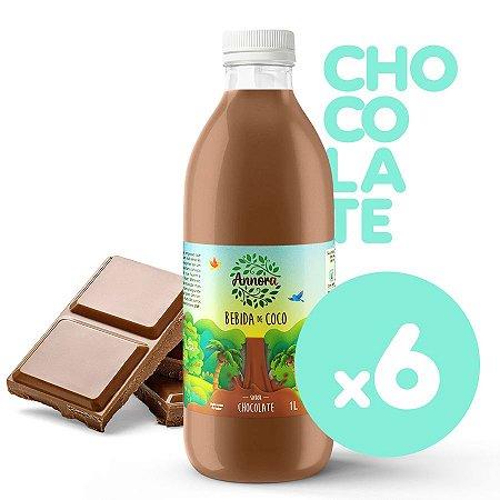 Coco Chocolate 1L (Cx c/ 6)