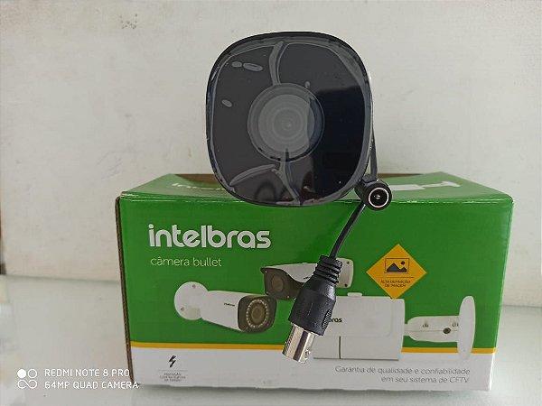 Câmera Intelbras Bullet Multi HD 1120B VHD G5 Alta Definição (1.0MP   720p   3.6mm   Plast)