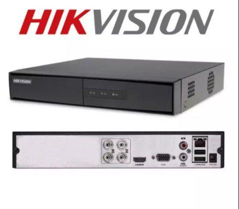 DVR Hikvision 4 Canais