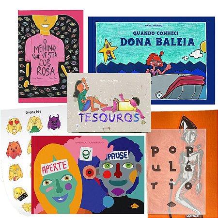 Coleção Livros Infantis