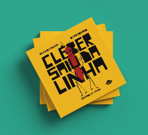 Livro - Cléber saiu da linha